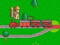 Флеш игра Железнодорожная долина