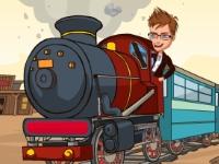 Флеш игра Железнодорожник