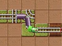 Флеш игра Железнодорожный магнат 3