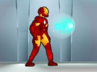 Флеш игра Железный человек: восстание машин