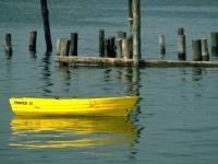 Флеш игра Желтая лодка: Пазл