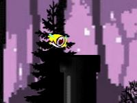 Флеш игра Желтая птичка