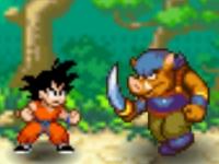 Флеш игра Жемчуг дракона: Яростная битва