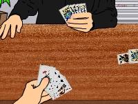 Флеш игра Жестокий подкидной дурак