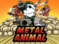 Флеш игра Животные танкисты