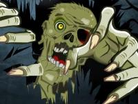 Флеш игра Живучие зомби