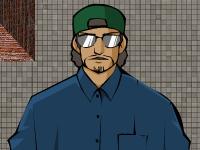 Флеш игра Жизнь гангстера
