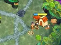 Флеш игра Жизнь на острове 5 - Демо