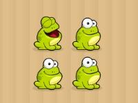Флеш игра Жми на лягушку