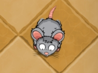 Флеш игра Жми на крысу