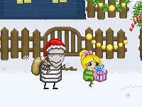 Флеш игра Зигги ворует подарки