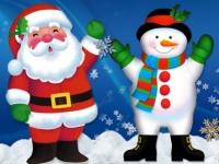 Флеш игра Зимние пузыри с подарками