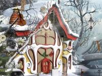 Флеш игра Зимний сон