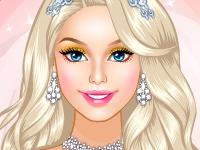 Флеш игра Зимняя свадьба Барби
