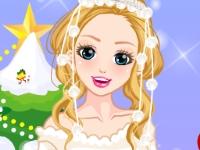 Флеш игра Зимняя свадьба