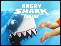Флеш игра Злая акула