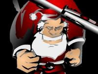 Флеш игра Злой Санта