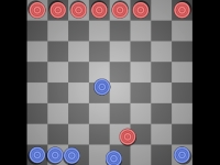 Флеш игра Злые шашки