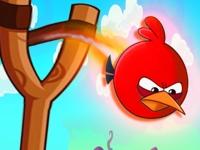 Флеш игра Злые утки