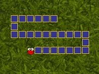 Флеш игра Змейка и мухи 2