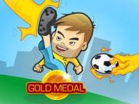 Флеш игра Золотой гол
