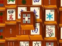Флеш игра Золотой маджонг