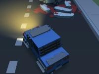 Флеш игра Зомби на дороге