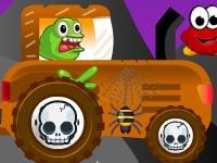 Флеш игра Зомби перевозчик