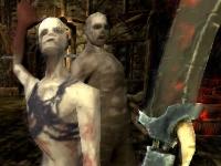 Флеш игра Зомби против берсерка 2