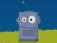 Флеш игра Зомби против робота