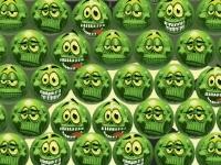 Флеш игра Зомби-пузыри