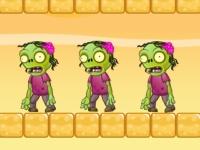 Флеш игра Зомби шутер
