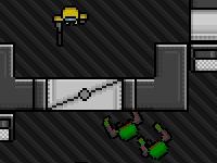 Флеш игра Зомби в лаборатории