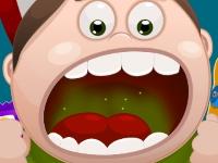 Флеш игра Зубной врач