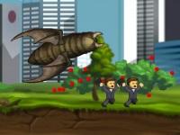 Флеш игра Зверский червяк 2
