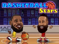 Флеш игра Звезды баскетбола