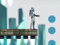 Флеш игра Звёздные войны: Война клонов