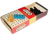 Первые конструкторы Лего